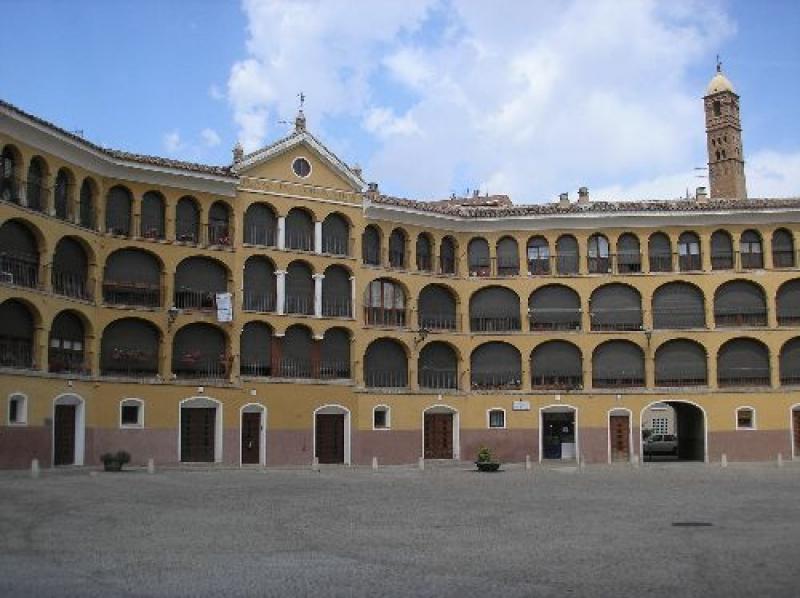 Plaza de toros vieja - Tarazona